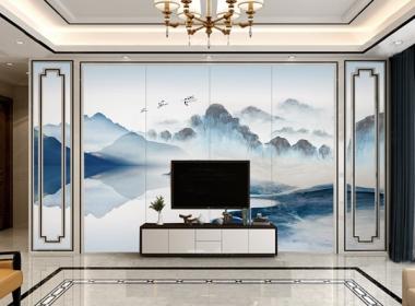 壁画成为居室中的一种必要装饰
