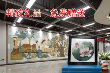 地铁、高铁浮雕陶瓷壁画